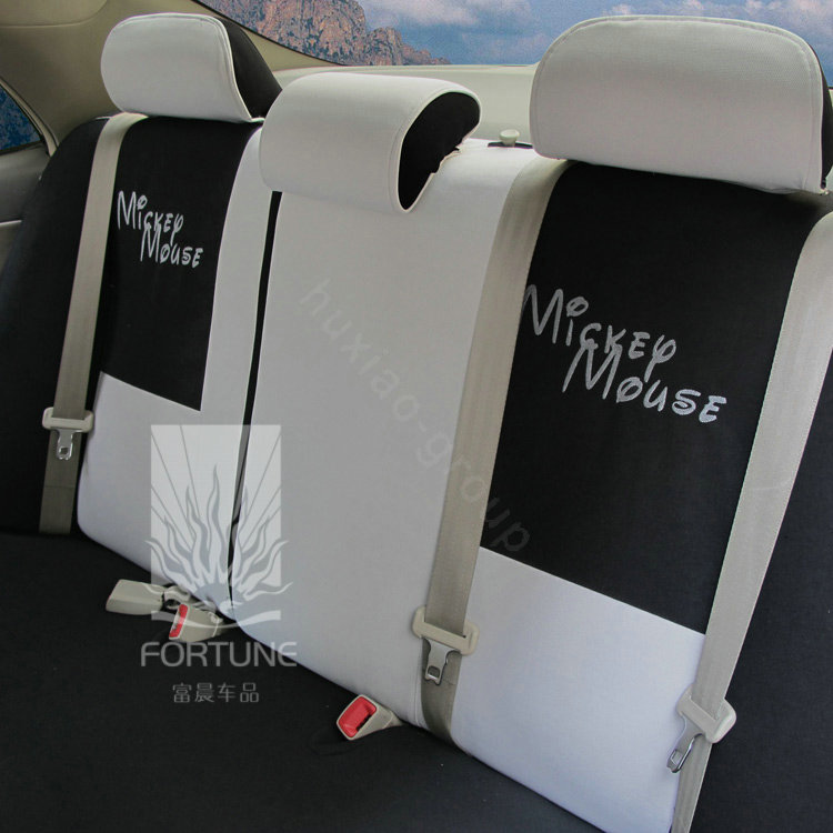 buy wholesale fortune mickey mouse autos car seat covers for 2006 subaru forester sport utility. Black Bedroom Furniture Sets. Home Design Ideas