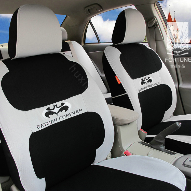 buy wholesale fortune batman forever autos car seat covers for 2007 toyota highlander 7 seats. Black Bedroom Furniture Sets. Home Design Ideas