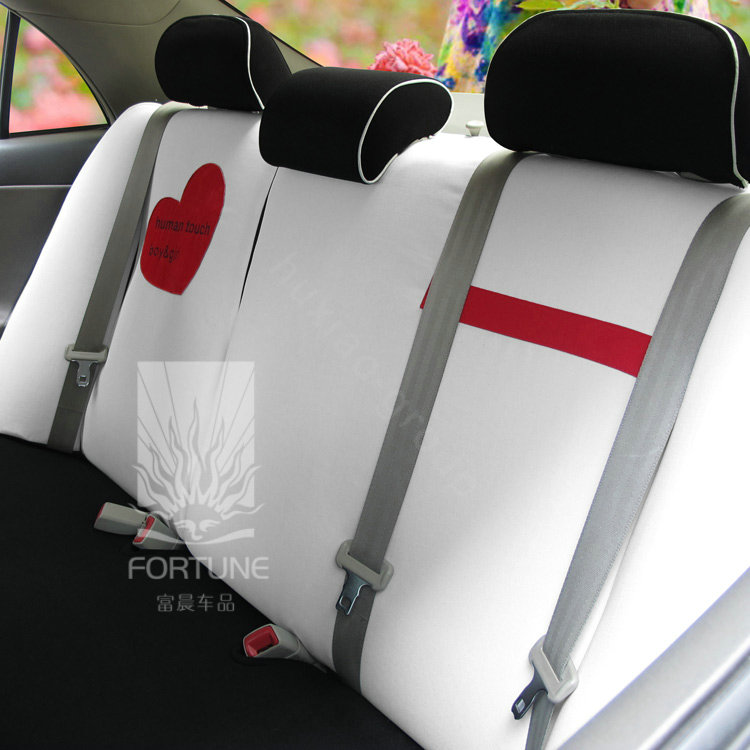 buy wholesale fortune human touch heart tree autos car seat covers for 2007 toyota highlander 5. Black Bedroom Furniture Sets. Home Design Ideas