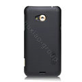 Nillkin Super Matte Hard Cases Skin Covers for HTC X720d One XC - Black (High transparent screen protector)