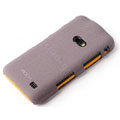 ROCK Quicksand Hard Cases Skin Covers for Samsung i8530 Galaxy Beam - Purple