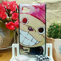 Luxury Painting Chopper Hard Cases Skin Covers for LG P880 Optimus 4X HD - Pink