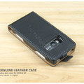 IMAK leather Cases Simple Holster Covers for Nokia X7 X7-00 - Black