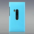 Nillkin Colorful Hard Cases Skin Covers for Nokia N9 - Blue (High transparent screen protector)