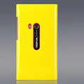Nillkin Colorful Hard Cases Skin Covers for Nokia N9 - Yellow (High transparent screen protector)