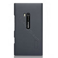 Nillkin Super Matte Hard Cases Skin Covers for Nokia Lumia 900 Hydra - Gray (High transparent screen protector)