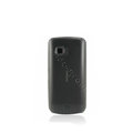 Nillkin Super Matte Rainbow Soft Cases Covers for Nokia C5-03 - Black (High transparent screen protector)