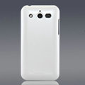 Nillkin Colorful Hard Cases Skin Covers for Huawei U8860 Honor M886 Glory - White (High transparent screen protector)