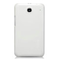 Nillkin Colorful Hard Cases Skin Covers for Lenovo S880 - White (High transparent screen protector)