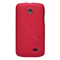 Nillkin Super Matte Hard Cases Skin Covers for Huawei T8828 Ascend G305T - Rose (High transparent screen protector)