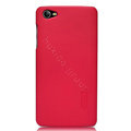 Nillkin Super Matte Hard Cases Skin Covers for K-touch V8 - Rose (High transparent screen protector)