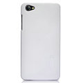 Nillkin Super Matte Hard Cases Skin Covers for K-touch V8 - White (High transparent screen protector)