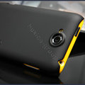 Nillkin Super Matte Hard Cases Skin Covers for K-touch W806 - Black (High transparent screen protector)