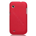 Nillkin Super Matte Hard Cases Skin Covers for Lenovo LePhone A580 S850e - Rose (High transparent screen protector)