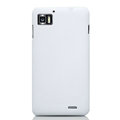 Nillkin Super Matte Hard Cases Skin Covers for Lenovo LePhone K860 - White (High transparent screen protector)
