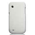 Nillkin Super Matte Hard Cases Skin Covers for Lenovo LePhone S680 - White (High transparent screen protector)