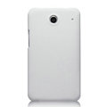 Nillkin Super Matte Hard Cases Skin Covers for Lenovo S880 - White (High transparent screen protector)