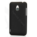 Nillkin Super Matte Hard Cases Skin Covers for MEIZU MX - Black (High transparent screen protector)