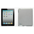 Nillkin Spherical Lines leather Cases Holster Covers for The new ipad - Gray (High transparent screen protector)