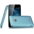 IMAK Ultrathin Matte Color Covers Hard Cases for MEIZU MX - Blue (High transparent screen protector)