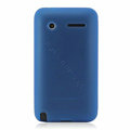 Nillkin Super Matte Rainbow Cases Skin Covers for Coolpad D539 - Blue (High transparent screen protector)
