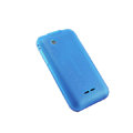 Nillkin Super Matte Rainbow Cases Skin Covers for Coolpad E239 - Blue (High transparent screen protector)