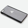 ROCK Naked Shell Cases Hard Back Covers for K-touch V8 - Black