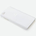 ROCK Naked Shell Cases Hard Back Covers for K-touch V8 - White