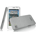 IMAK Cowboy Shell Quicksand Hard Cases Covers for ThL V11 - Gray (High transparent screen protector)