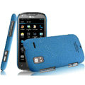 IMAK Cowboy Shell Quicksand Hard Cases Covers for ThL W1 - Blue (High transparent screen protector)