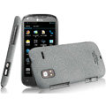 IMAK Cowboy Shell Quicksand Hard Cases Covers for ThL W1 - Gray (High transparent screen protector)