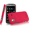 IMAK Cowboy Shell Quicksand Hard Cases Covers for ThL W1 - Rose (High transparent screen protector)