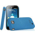 IMAK Cowboy Shell Quicksand Hard Cases Covers for ThL W2 - Blue (High transparent screen protector)
