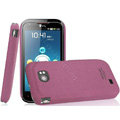 IMAK Cowboy Shell Quicksand Hard Cases Covers for ThL W2 - Purple (High transparent screen protector)