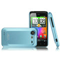 IMAK Ultra-thin Single Back Color Covers Hard Cases for HTC Incredible S S710E G11 - Blue