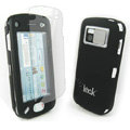 IMAK Ultrathin Color Covers Hard Cases for Nokia N97 - Black (High transparent screen protector)