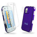 IMAK Ultrathin Color Covers Hard Cases for Nokia N97 mini - Jewel-colored (High transparent screen protector)