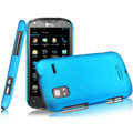 IMAK Ultrathin Matte Color Covers Hard Cases for ThL W1 - Blue (High transparent screen protector)