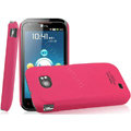 IMAK Ultrathin Matte Color Covers Hard Cases for ThL W2 - Rose (High transparent screen protector)