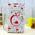Hello kitty Covers Side Flip leather Cases Skin for Samsung N7100 GALAXY Note2 - White
