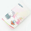 Hello kitty Side Flip leather Cases Covers Skin for Samsung N7100 GALAXY Note2 - Pink