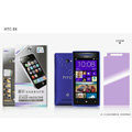 Nillkin Anti-scratch Frosted Screen Protector Film for HTC 8X
