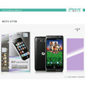 Nillkin Anti-scratch Frosted Screen Protector Film for Motorola XT788