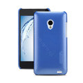 Nillkin Colourful Hard Case Skin Cover for MEIZU MX2 - Blue (High transparent screen protector)