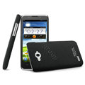 IMAK Cowboy Shell Hard Case Cover for ZTE N983 - Black (High transparent screen protector)