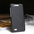 Nillkin Super Matte Hard Case Skin Cover for BBK vivo X1 - Black (High transparent screen protector)
