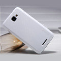 Nillkin Super Matte Hard Case Skin Cover for Coolpad 5930 - White (High transparent screen protector)