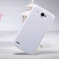 Nillkin Super Matte Hard Case Skin Cover for Lenovo S920 - White (High transparent screen protector)