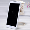 Nillkin Super Matte Hard Case Skin Cover for Samsung GALAXY S4 I9500 SIV - White (High transparent screen protector)