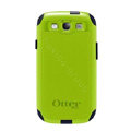 Original Otterbox Commuter Case Cover Shell for Samsung Galaxy SIII S3 I9300 I9308 I939 I535 - Green